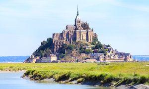 Groupon - Mont Saint Michel : 1 à 3 ou 5 nuits en chambre Confort avec verre d'accueil à l'hôtel Altos dès 79 € pour 2 à Avranches. Prix Groupon : 79€