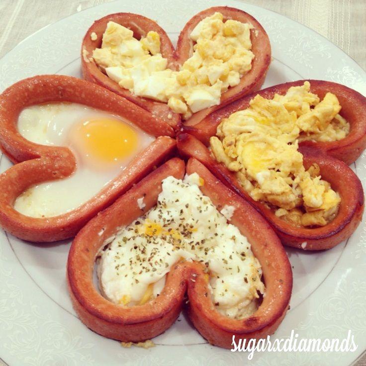 15 Valentine's Day Love Breakfasts
