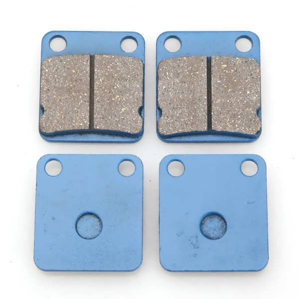Front Brake Pads For YAMAHA YFM 450 KODIAK 03-06 YFM450 03-06  Worldwide delivery. Original best quality product for 70% of it's real price. Buying this product is extra profitable, because we have good production source. 1 day products dispatch from warehouse. Fast & reliable shipment...