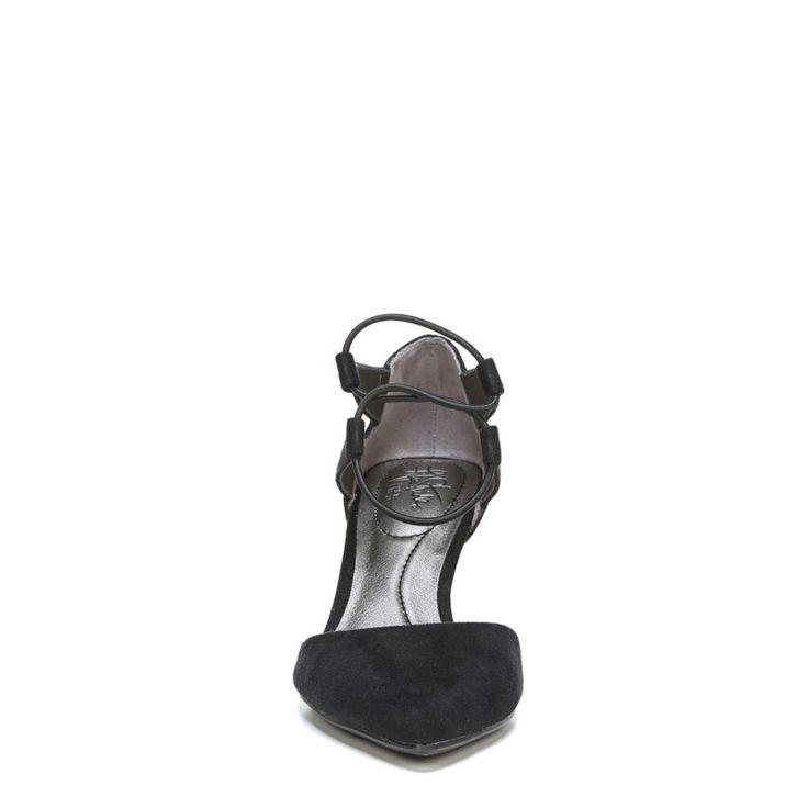 Lifestride Women's Sena Medium/Wide Pump Shoes (Black)