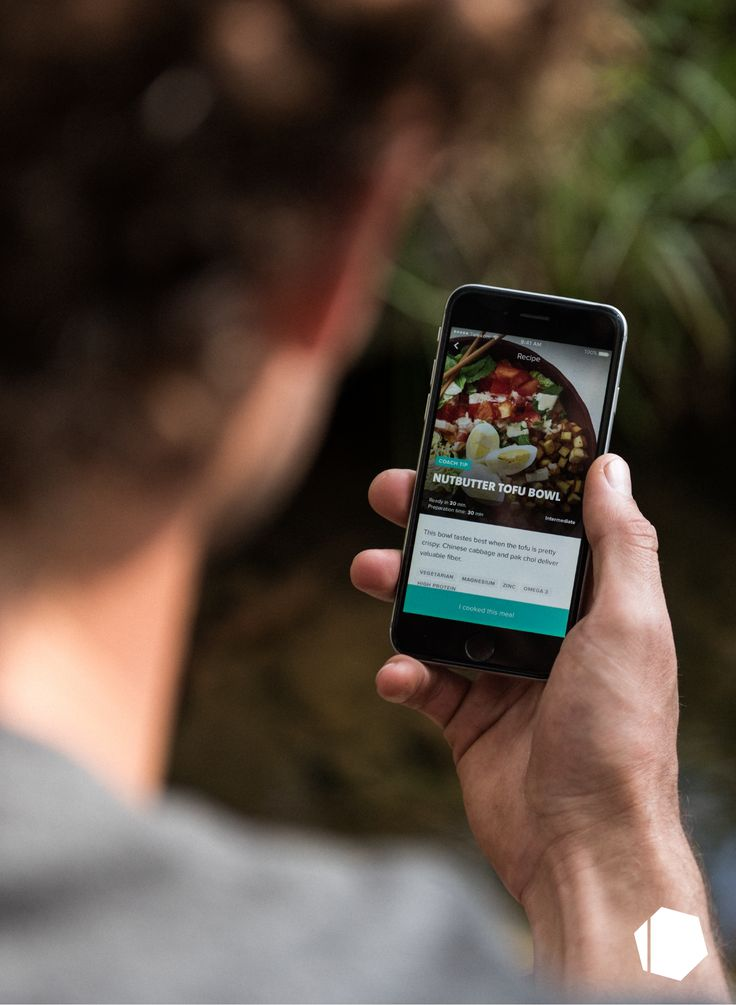 Freeletics Nutrition is your digital clean eating Coach. Get a meal plan tailored to your unique parameters. Recipes are not only delicious but easy to prepare. No guesswork. No calorie counting.