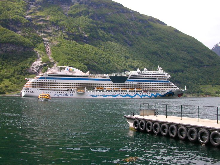 Aida Sol Geiranger Fjord