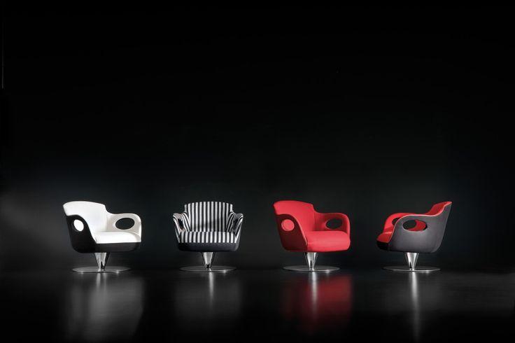 Gwiazdy wieczoru  #armchairs #modern #style #home #design