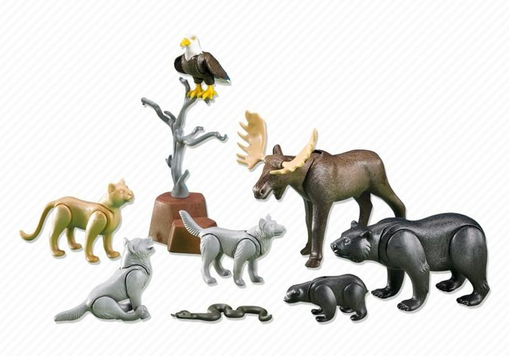Af animals that live in lairs include bears, bobcats, cougars, wolves and tigers. 300 Mia Ideas In 2021 Playmobil Sets Webkinz Stuffed Animals Playmobil Toys