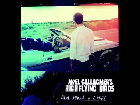 Love the new album.  No matter which side of the Gallagher Feud you're on, this is good stuff!