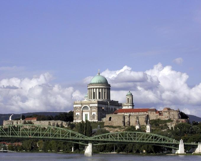 Basilica of Esztergom #Hungary #Europe #Danube