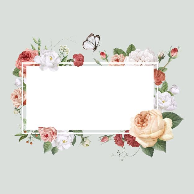 Download Floral Design Wedding Invitation Mockup For Free Libre