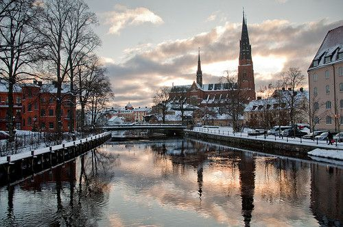 5. I wondered how student life in Uppsala would be like and that's why I started my Media and communication studies at Uppsala University in 2009. I bought a bike and realised that discovering a city by bike is the best way to do it.