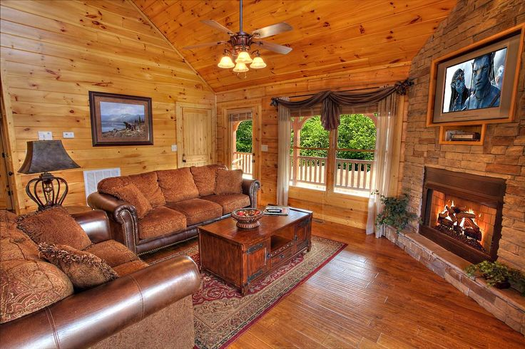 66 best best pet friendly cabins in the smokies images on - 3 bedroom cabins in gatlinburg tn cheap ...
