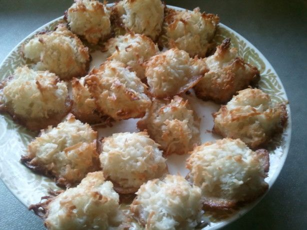 Really Easy Macaroons