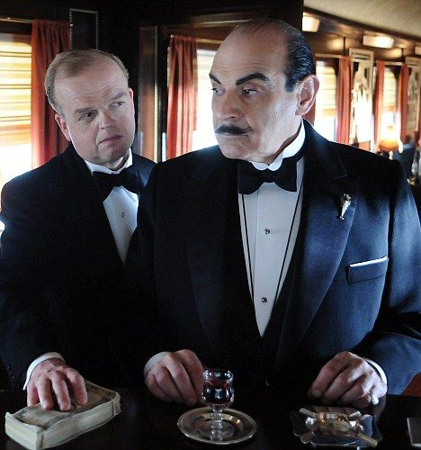 Christmas special: David Suchet solves another crime in Murder On The Orient Express