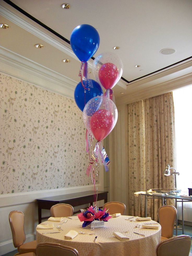 Balloons with Bling 16 latex balloons with