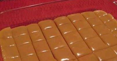 Six Minute Caramels  SOURCE: Melody Murray   Ingredients  1/4 cup butter  1/2 cup white sugar  1/2 cup brown sugar  1/2 cup light Karo sy...