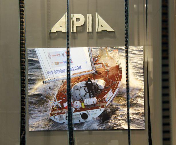 Wystawy sklepowe #APIA #VM