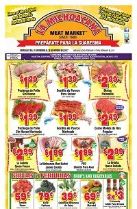 La Michoacana Houston Ad Specials - http://www.myweeklyads.net/la-michoacana/