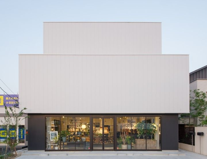 GENERAL SUPPLY store and café, Nagoya – Japan » Retail Design Blog