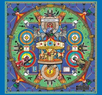 Το Πεδίο Δράσης Κόδρα 2014 με τη θεματική «I NEED A HERO-Πολύτιμες Ύλες σε Σπουδαίους Καιρούς» (Κεντρική Επιμέλεια: Δημήτρης Μιχάλαρος, Ανθή Αργυρίου, Παναγής Κουτσοκώστας), που παρουσιάζεται στο πλαίσιο του Παρά Θιν' Αλός του Δήμου Καλαμαριάς, οργανώνει στο Παράλληλο Πρόγραμμά του σε συνεργασία με το Αρχαιολογικό Μουσείο Θεσσαλονίκης την έκθεση του εικαστικού διδύμου Kalos&Klio «Βίαιο Μετάξι: …