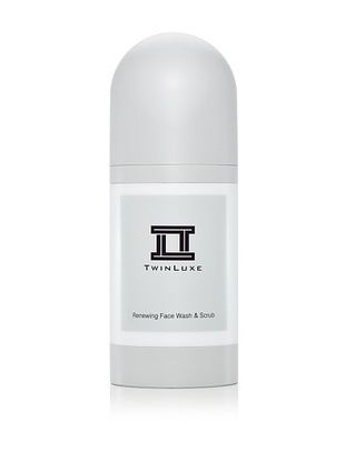 50% OFF TwinLuxe Renewing Face Wash & Scrub, 5 fl. oz.
