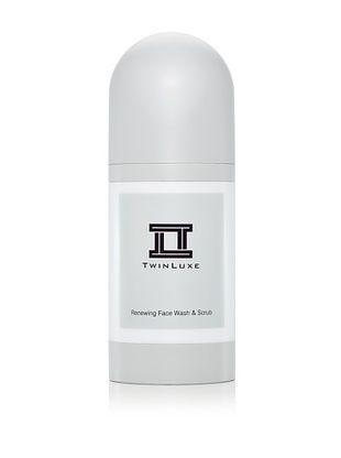 50% OFF TwinLuxe Renewing Face Wash & Scrub, 5 fl. oz.