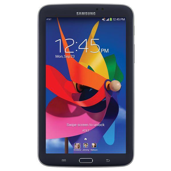 Samsung Galaxy Tab 3 T-217T Wi-Fi 4G T-Mobile Black   Products