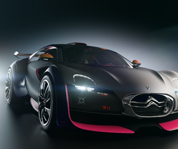 Image For 2010 Citroen Survolt Concept