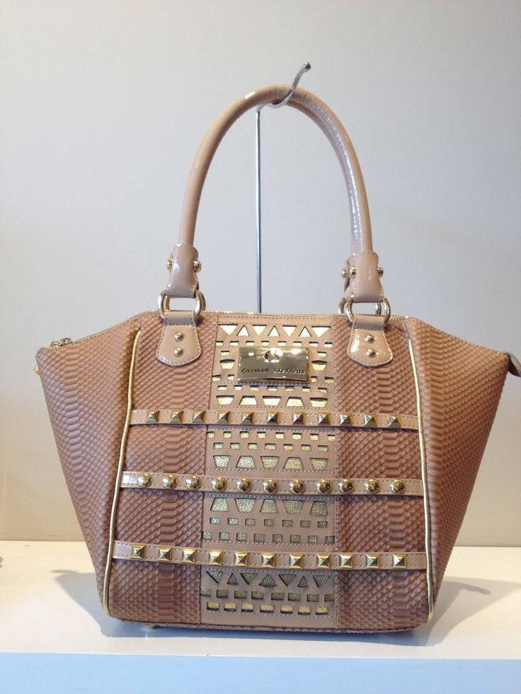 Carmen Steffen Brazilian brand #bag #accesories #women #jockeyplaza