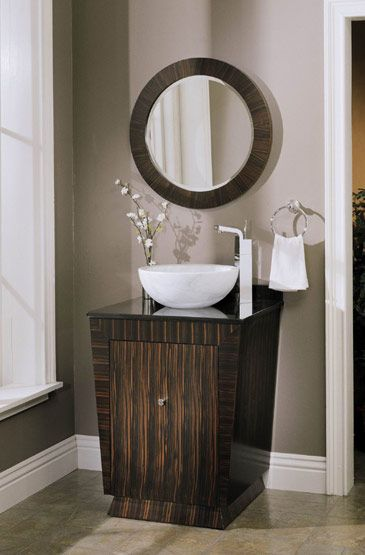 spectacular bathroom vanities brampton. Bath Vanity with Mirror  Fairmont Design Custom Tribeca Vessel Stand W x D H 33 best Powder Room images on Pinterest Bathroom Bathrooms and
