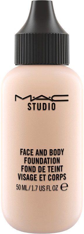 MAC Foundation für jeden Hauttyp