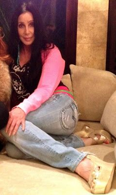 Cher News: Cher and Kathy Griffin Share Some Fun: The Photos