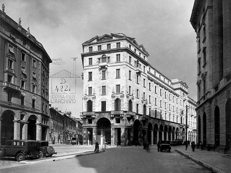 Palazzo Crespi - Piero Portaluppi - itineraries - Ordine degli architetti, P.P.C della provincia di Milano