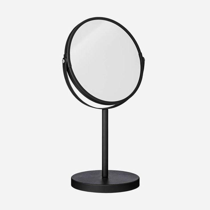 Magnifying Mirror Black In 2019 Mirror Black Mirror Magnifying Mirror