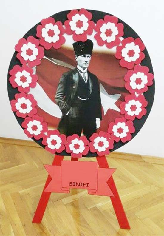 29 Ekim Cumhuriyet Bayramı Atatürk
