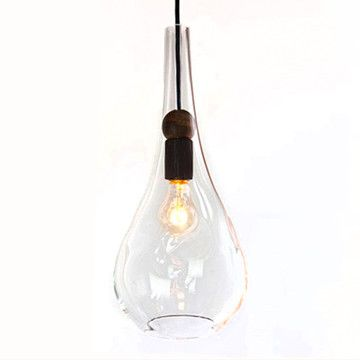 Teardrop Pendant Pendulum Light