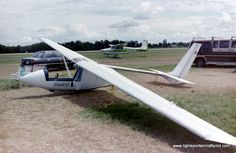 Tempest ultralight glider pictures, Tempestultralight glider experimental aircraft images, Tempestultralight glider light sport aircraft photographs, Light Sport Aircraft Pilot newsmagazine aircraft directory.