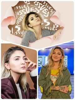 "American singer and songwriter Julia Michaels has released her debut single ""Issues"" on 13 January 2017 through Republic Records. She co-..."