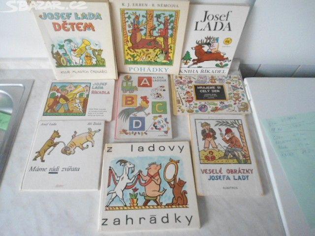 hezké knihy, některé jak nové jiné čtené - obrázek číslo 1