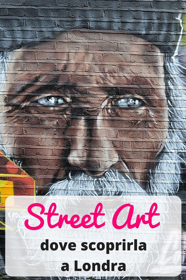 Dove scoprire la Street Art a #Londra
