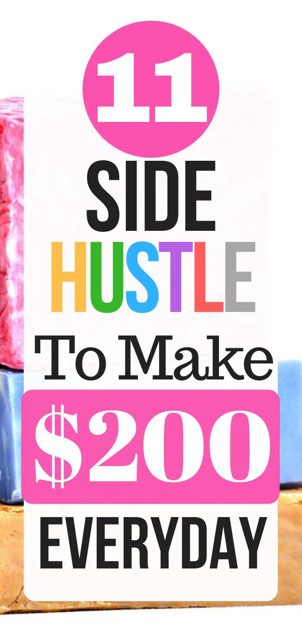 11 Side Hustle To Make $200 Everyday  – dnata | Blogger, Make Money Online Tips, And Personal Finance