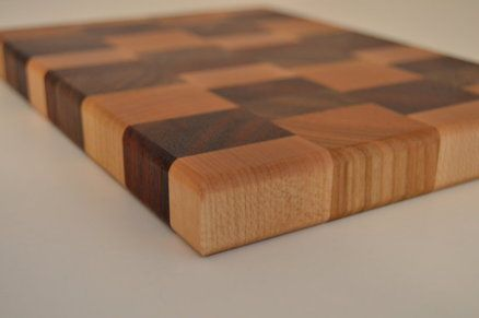 First cutting board in 2017