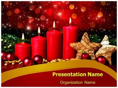 Best Christmas Powerpoint Template Themes Designs Images On