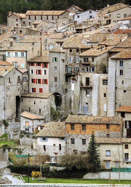 Sisteron, Provence   France
