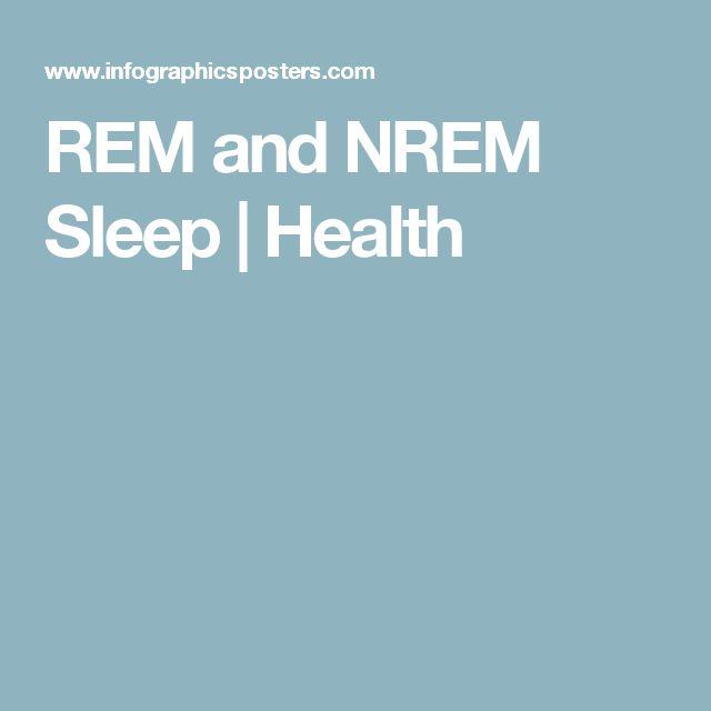 REM and NREM Sleep | Health