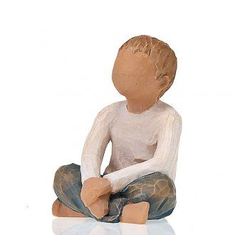 Willow Tree Immaginative child figurine - bimbo fantasioso | vendita online su…
