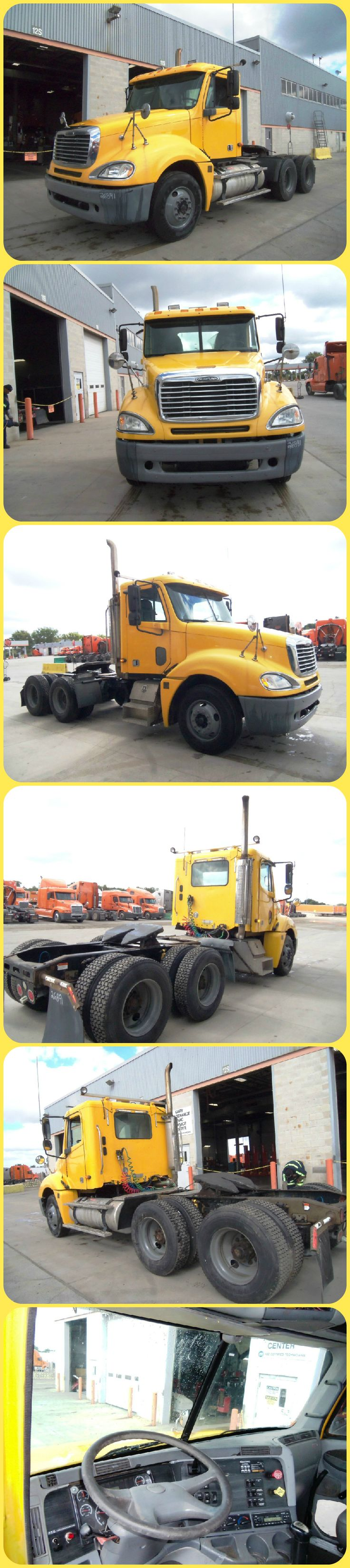 Clearance sale 04 freightliner c120 day cab w 363k miles was