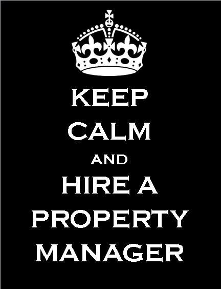 Keep Calm and Hire a Property Manager. Having a hard time collecting the rent? Jennette Properties is here for you!