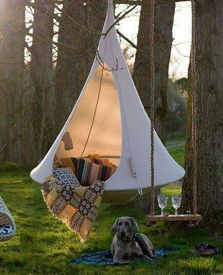 25 best ideas about hanging tent on pinterest tree tent