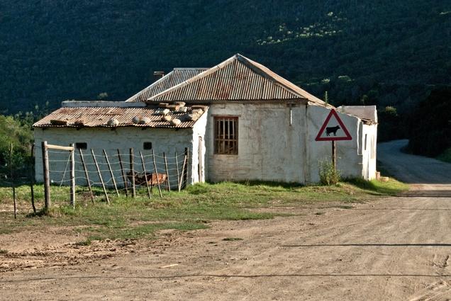 De Vlugt - Western Cape.   By Klaus Oppenheimer