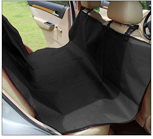 Pet Seat Cover Pad Waterproof Car Seats Protector Hammock Style With Anchors