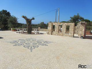 Roc2c Algarve pavement