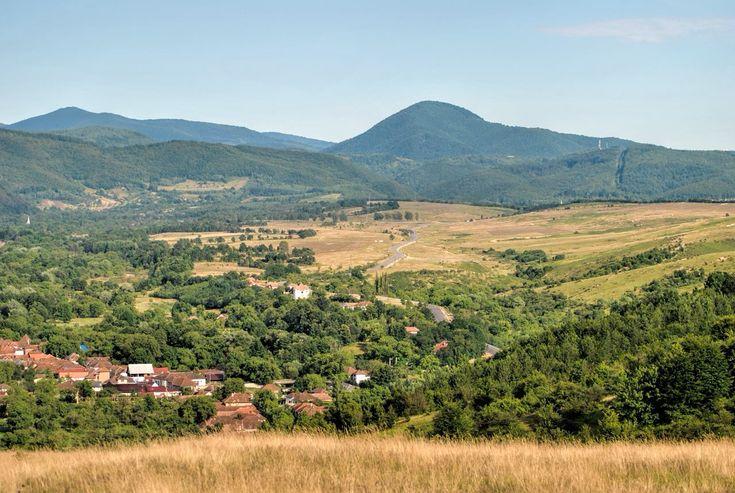 Vedere de pe deal | Bihor in imagini